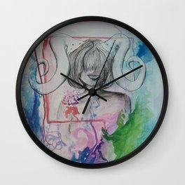 inspirations Wall Clock