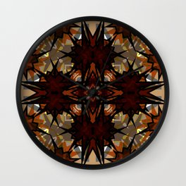 Luscious Consequence Wall Clock