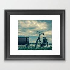 AMS Framed Art Print