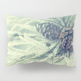 Pinecones and needles Pillow Sham