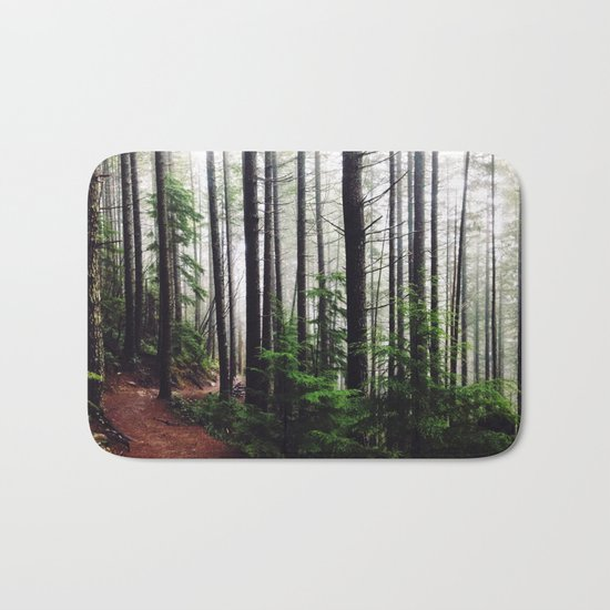 Sound of the Trees Bath Mat