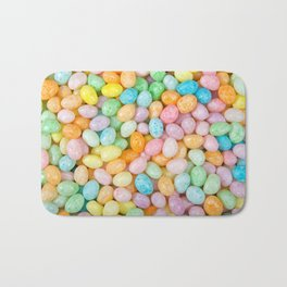 Happy Easter Speckled Jelly Beans Bath Mat