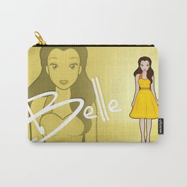 Modern Belle Carry-All Pouch