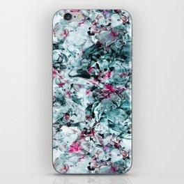 FLORAL WAVES iPhone Skin