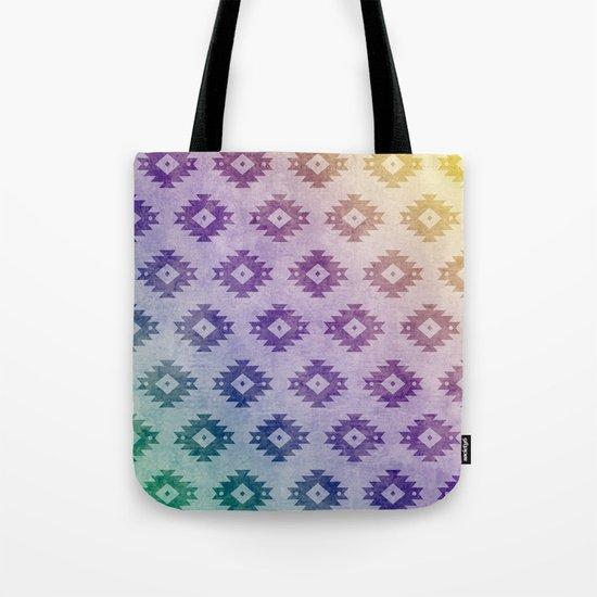 Aztec Pattern 06 Tote Bag