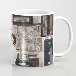 Teen Wolf X-Files AU (Stiles Stilinski & Lydia Martin) Coffee Mug