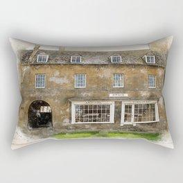 Antique Shop, Broadway Rectangular Pillow