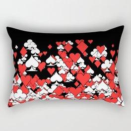 Poker Star II Rectangular Pillow