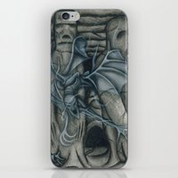 hunting iPhone & iPod Skins featuring Hunting by GLR67