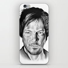 Daryl Dixon iPhone & iPod Skin