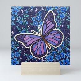 Butterfly Fantasy Mini Art Print