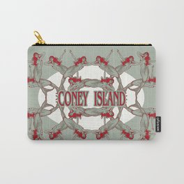 Coney Island Mermaid Carry-All Pouch