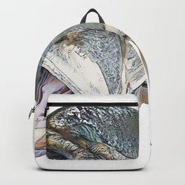 Vampire Fish Lamprey Eel Sharp Havoc Terrifying Nightmare Backpack
