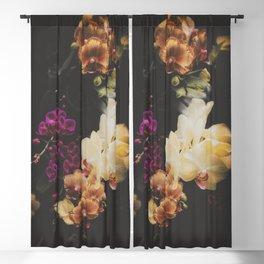 Flower bouquets Blackout Curtain