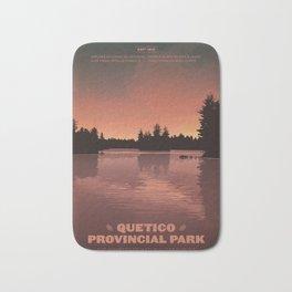 Quetico Provincial Park Bath Mat