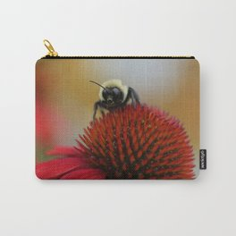 Bee at Work Carry-All Pouch