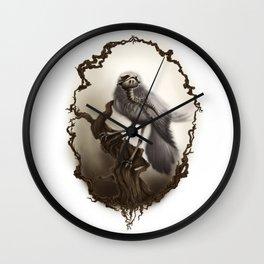 Corvus Cervus Lepus Series - Corax Wall Clock