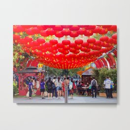 Chinese New Year, Sydney Metal Print