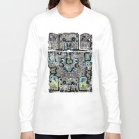 peru Long Sleeve T-shirts featuring Old Peru by gtrapp