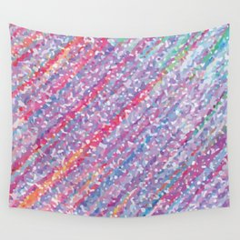 Gentle Rainbow Wall Tapestry