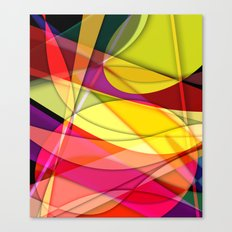 Abstract #367 Canvas Print