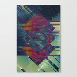 Phone Creation 1 Canvas Print