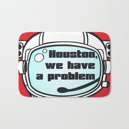 Houston Problem Bath Mat