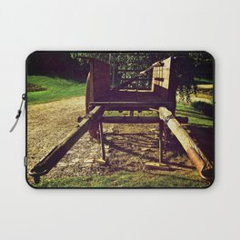 Country Wheels Laptop Sleeve
