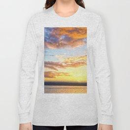 Awaiting Sunset Long Sleeve T-shirt