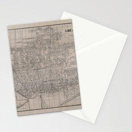 Toronto 1916 Stationery Cards