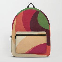 Abstract Circle Games Backpack
