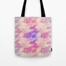 Lava Lamp Lavender  Tote Bag