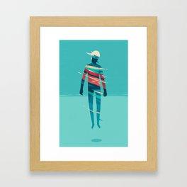 Movement 01 Framed Art Print
