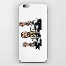 Jazz Hands! iPhone & iPod Skin