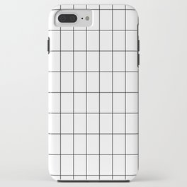 City Grid iPhone Case