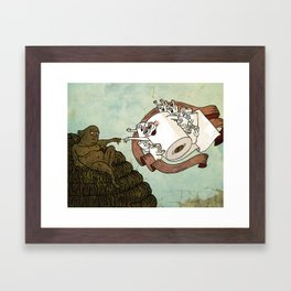 The Sistine Crapel Framed Art Print