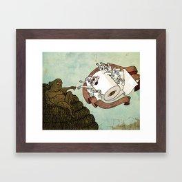 The Sistine Crapel Framed Art Print
