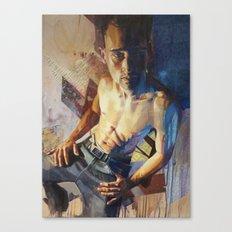 Demons Canvas Print