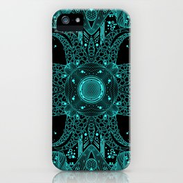 Tentacle void iPhone Case