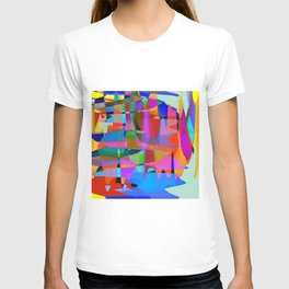 Multi Colorfall T-shirt