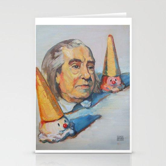 Jeremy Bentham Stationery Cards