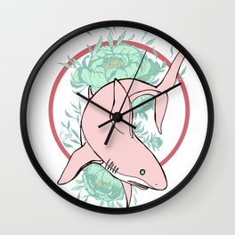 Delicate Beast Wall Clock