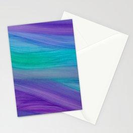 Mermaid Ocean Waves Stationery Cards