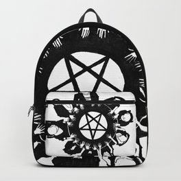 The night they summoned the demon R.H.L. Backpack