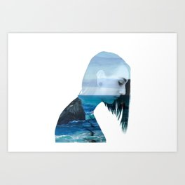 Serenity Two Art Print