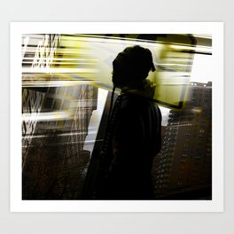 New York Series #1 Art Print