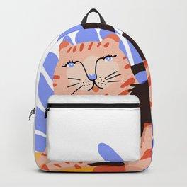 Black tiger queen-You matter Backpack