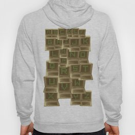 A to Z  Hoody