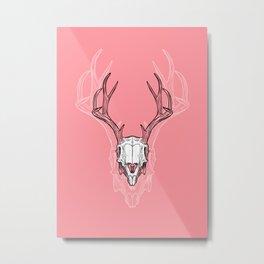 Desert Dream // Berry Metal Print