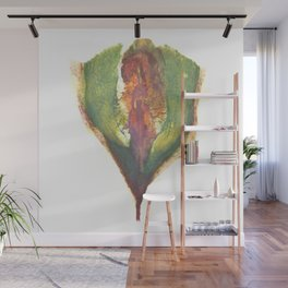 Hazel Sage's Yoni Print Wall Mural